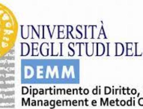 Università degli Studi del Sannio – DEMM